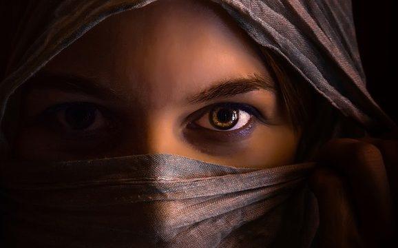 アラブの美女
