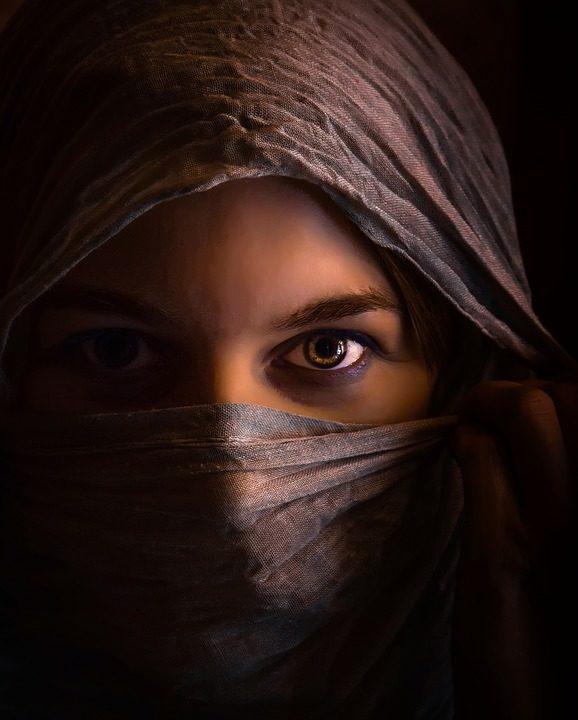 アラブ 美女