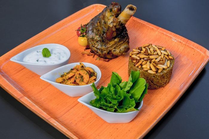 アラブ料理もどき