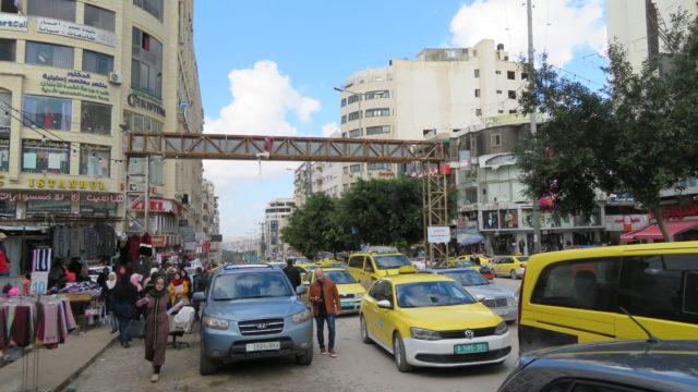 アラブ 街中