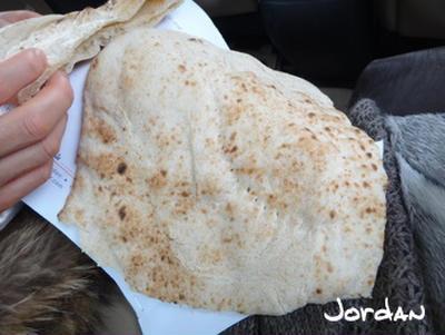 フブズ アラブのパン