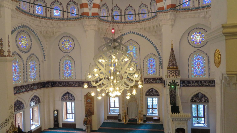 モスク 内装
