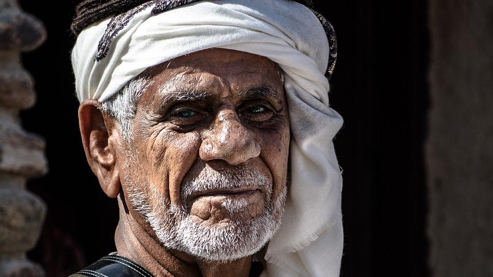 アラブ人 男性