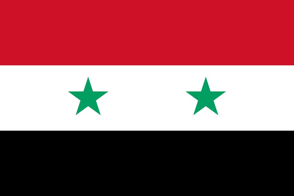 シリア 国旗