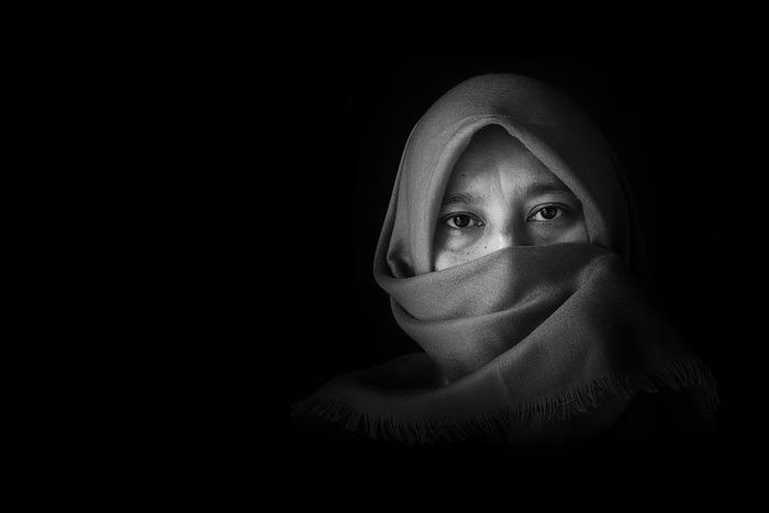 ラアラブの女性