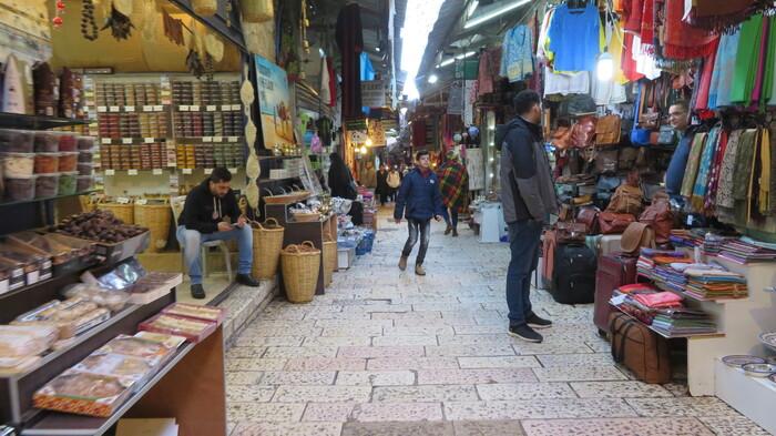 エルサレムの旧市街地