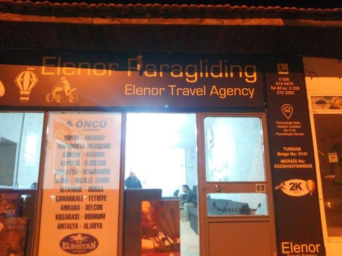 トルコのぼったくり旅行会社