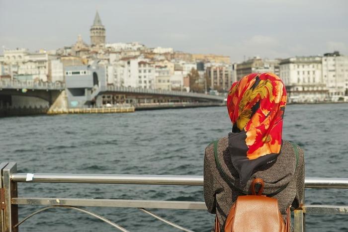 トルコの女性
